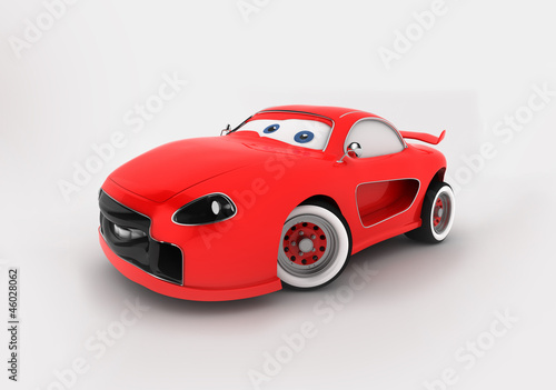 Recess Fitting Cars Cartoon Car