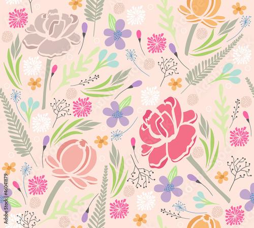 kwiatowy-wzor-tlo-z-kwiatami-i-liscmi