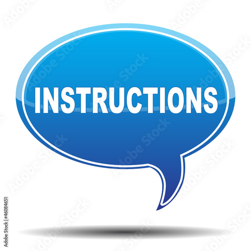Instructions Icon Buy This Stock Vector And Explore Similar