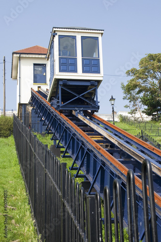 Photo  Southend Cliff Lift, Essex, England