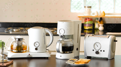 Electric kitchenwares you should have in the kitchen