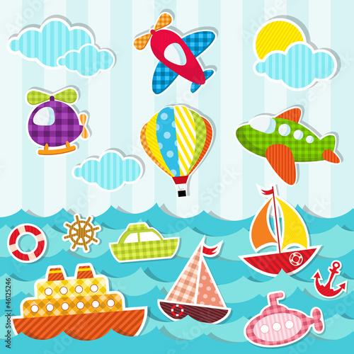 zestaw-transportu-morskiego-i-lotniczego