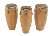 Three Of Congas The Percussion...