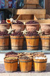Baskets of spices
