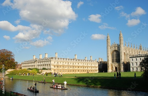cambridge Fotobehang