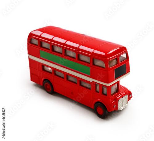 Türaufkleber London roten bus London bus