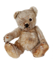 Alter Teddybär