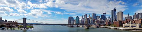 Fototapeta Brooklyn Bridge obraz