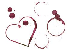 Romantic Wine Stains