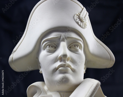 Photo Sculpture Napoléon Bonaparte