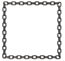 Metal Chains Frame