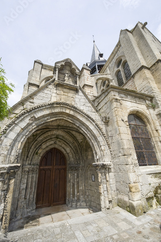 Photo  Mello (Picardie) - Church