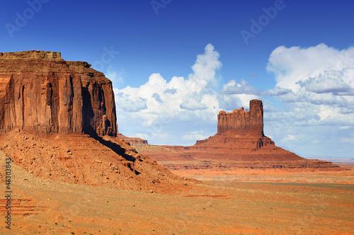 Fotografie, Obraz  Monument Valley