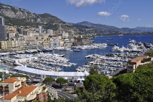 Spoed Foto op Canvas Oceanië Principauté de Monaco