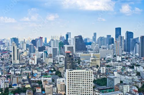 Bangkok cityscape. Poster