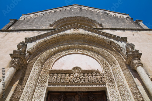 Fotografie, Obraz  Basilica of St. Caterina. Galatina. Puglia. Italy.