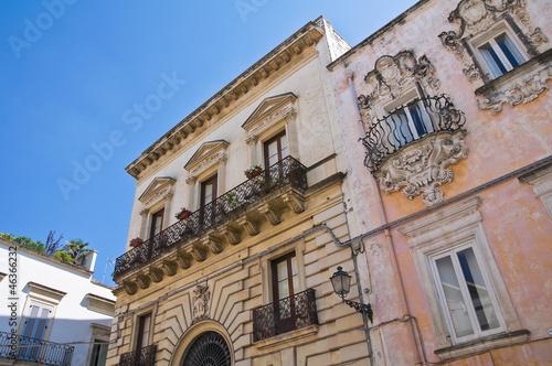 Valokuva  Alleyway. Galatina. Puglia. Italy.
