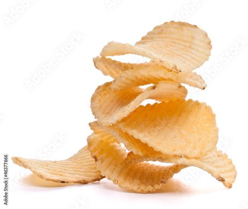 Fotografie, Obraz  potato chips