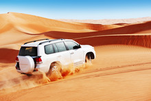 4 By 4 Dune Bashing Is A Popul...