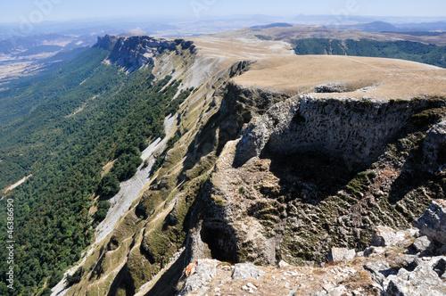 Beriain, sierra de San Donato (Navarra)