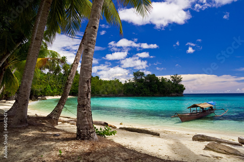 Foto op Plexiglas Indonesië beatiful beach