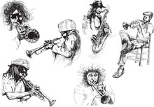 Musicians - Collection Of Hand...