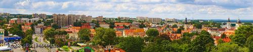 City panoram - fototapety na wymiar