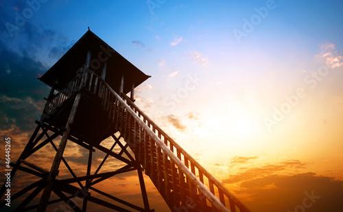 Watchtower Fototapeta