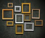 Fototapeta Młodzieżowe - Picture frame vector. Photo art gallery.Picture frame vector. Ph