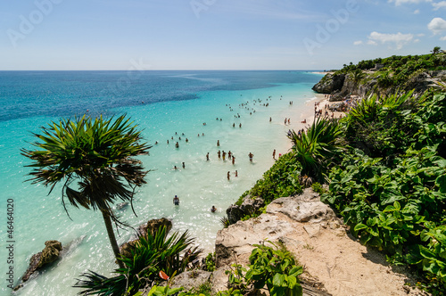 Photo sur Toile Mexique Tulum Beach, Mexico