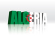 3D-Algeria-Text-Flag