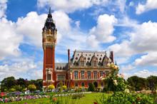 Rathaus Von Calais