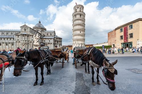 Fotografia Piazza dei Miracoli