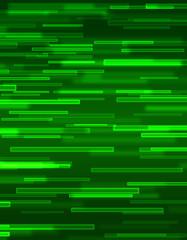 Panel Szklany Minimalistyczny green lines