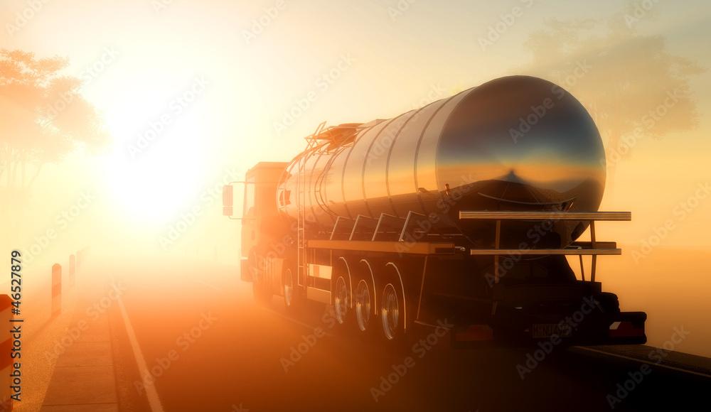 Fototapety, obrazy: Fuel.