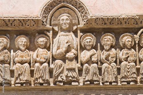 Valokuva  Basilica of St. Caterina. Galatina. Puglia. Italy.