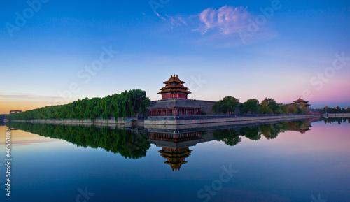 Foto auf Gartenposter Beijing 箭楼之美2号