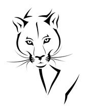 Cougar Tattoo