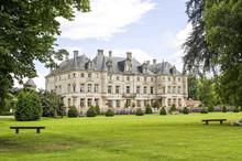 Les Monthairons - Castle