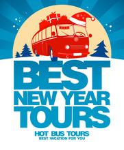 Best New Year Tours Design Tem...
