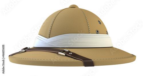 Fotografía  Pith Helmet