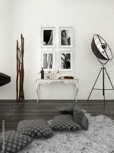 Fotografie, Obraz  Casa di un musicista