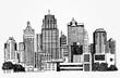 Sketch of Big City