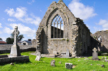 Athenry Dominican Friary, Irel...