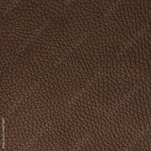 Garden Poster Leder Brown leather texture closeup