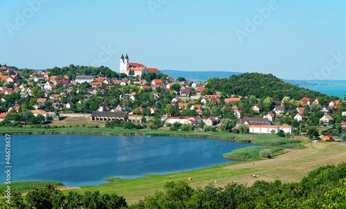 Valokuva  Landscape of Tihany, Hungary