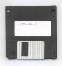 3.5'' Inch Floppy Disk - Diskette