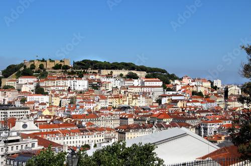 Photo  Lisbon panorama, Portugal