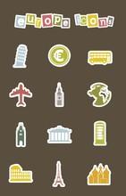 Europe Icons