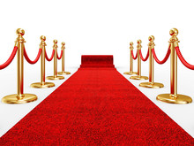 Red Ivent Carpet